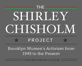 The Shirley Chisholm Project: Coming Soon