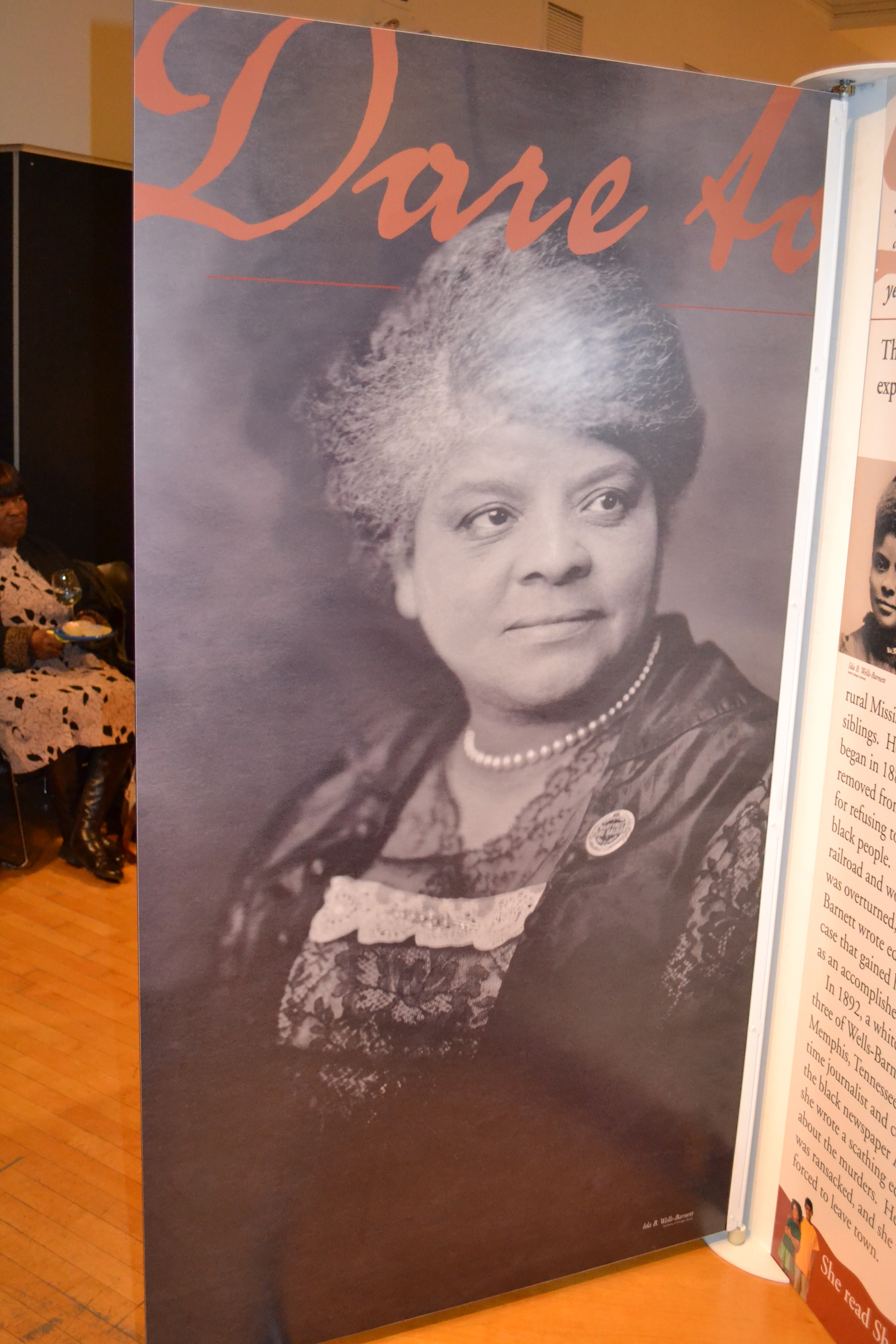ida b wells essay Free essay: in the aftermath of the lynching and her outspoken criticism of it, her newspaper's office was sacked wells then moved to new york city, where.